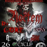 BLASTPHEMOUS METAL CELEBRATION: festival metal a Firenze per la serata di S. Stefano