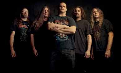 Cannibal Corpse - band - 2014