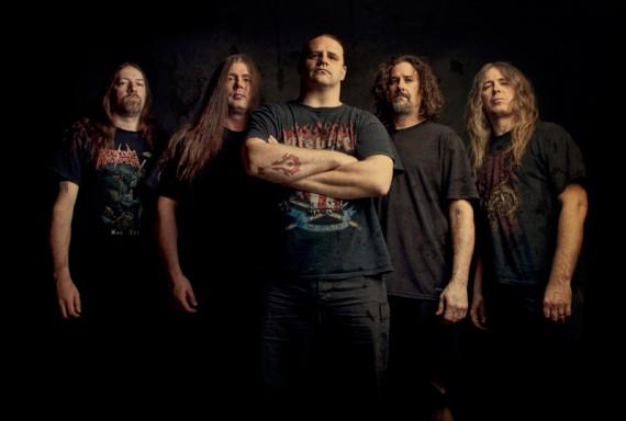 Cannibal Corpse - band - 2014