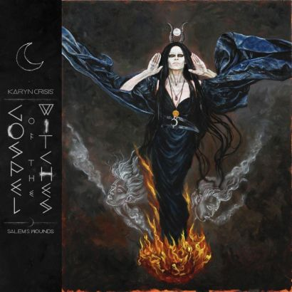 GOSPEL OF THE WITCHES - Salem's Wounds - 2015