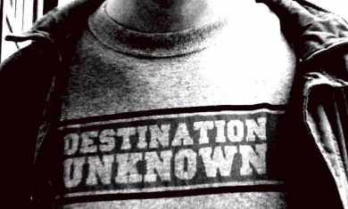 NO TURNING BACK - Destination Unknown video - 2014