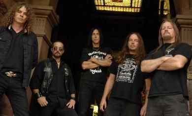 Overkill - Band - 2014