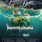 Parkway Drive + Heaven Shall Burn + Northlane + Carnifex