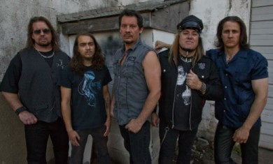 Riot V - Band - 2014_