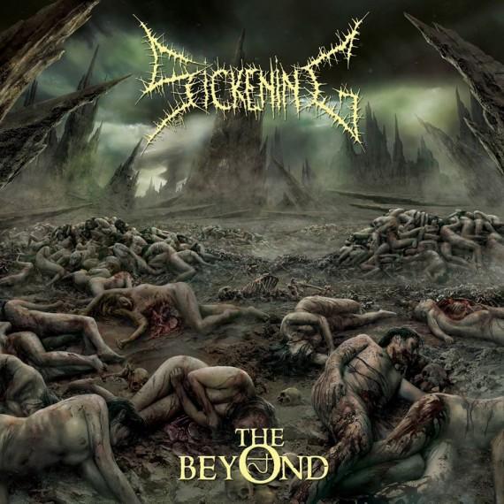 Sickening - Cover - 2014