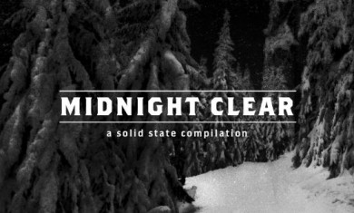 Solid State Records - Midnight Clear compilation - 2014