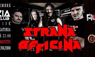 Strana Officina - Flyer - 2014