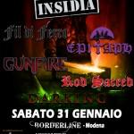 ACCIAIO ITALIANO FESTIVAL: con IN.SI.DIA, FIL DI FERRO EPITAPH e altri