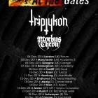 At The Gates + Triptykon + Morbus Chron + Code Orange