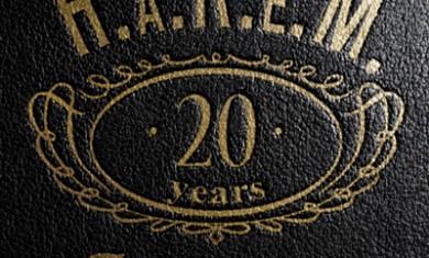h.a.r.e.m. - 20 years - 2014