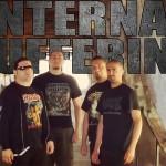 INTERNAL SUFFERING: contratto con Unique Leader Records