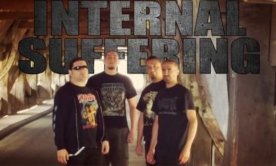 internal suffering - band - 2014