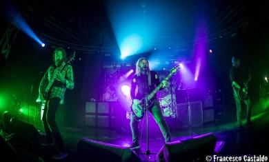 mastodon - live milano - 2014
