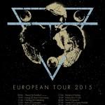 MINSK, FLOOR: le date del tour europeo