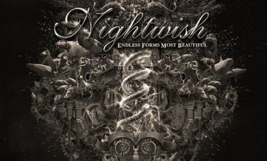 nightwish - Endless Forms Most Beautiful - 2015