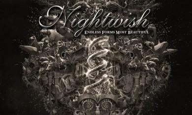 nightwish - Endless Forms Most Beautiful - 2015