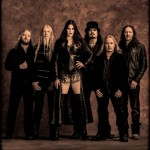 nightwish - band - 2014