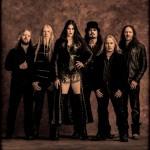 nightwish - band - 2014