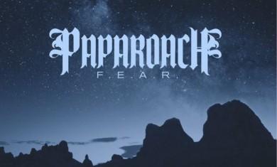 papa roach - fear - 2015