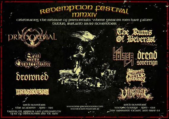 redemption festival 2014