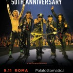 SCORPIONS: Return To Forever – 50th Anniversary, tre date italiane!