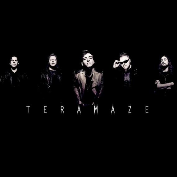 teramaze - band - 2014