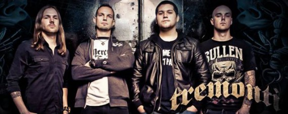 tremonti - band - 2014