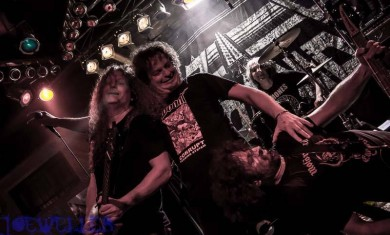 voivod - live - 2014