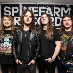 AIRBOURNE: firmano per Spinefarm Records