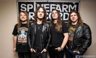Airbourne - Spinefarm Records - 2015