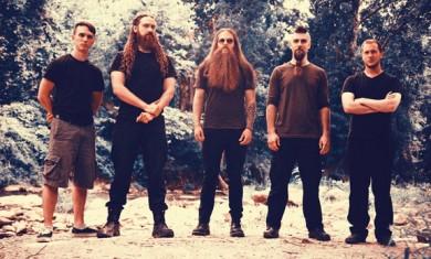 Black Crown Initiate - Band - 2014