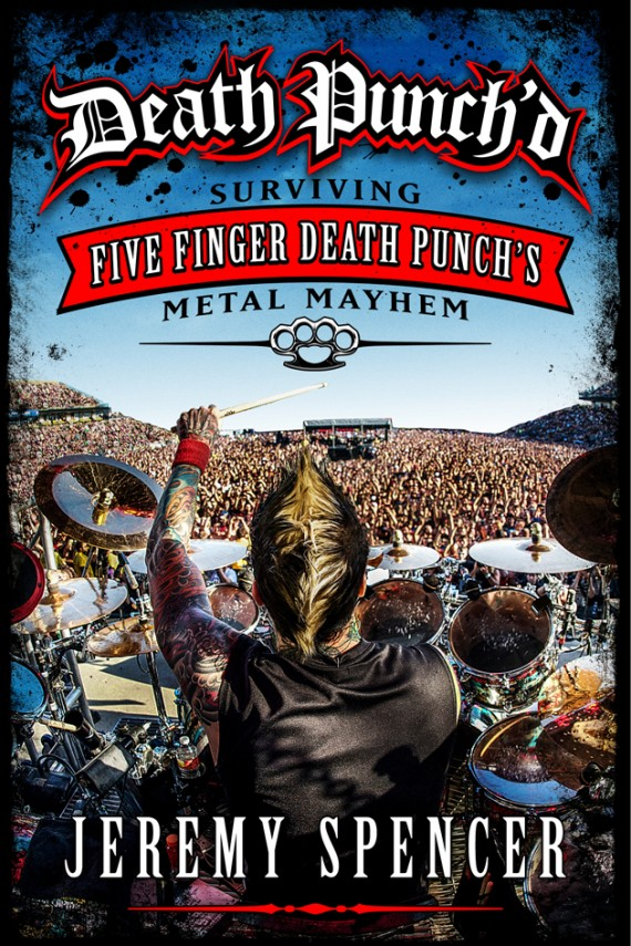 Jeremy Spencer - Death Punchd - 2015