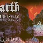 Earth + Black Spirituals + Don McGreevy & Rogier Smal Duo – Milano