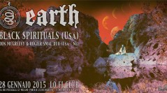 Earth + Black Spirituals + Don McGreevy & Rogier Smal Duo