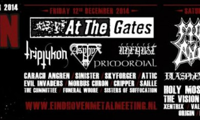 Eindhoven Metal Meeting 2014 - immagine in evidenza - 2015