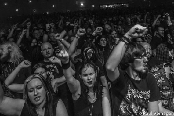 Eindhoven Metal Meeting - foto folla 1 - 2015
