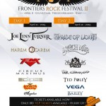 Frontiers Rock Festival - line_up 2015 - 2015