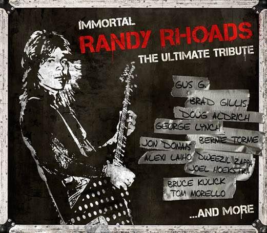 Immortal Randy Rhoads - The Ultimate Tribute - 2015