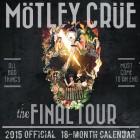 MOTLEY CRUE: calendario 2015 in omaggio