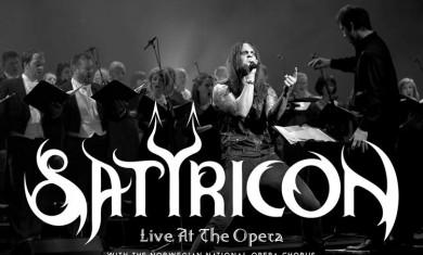 Satyricon - live at the opera - 2015