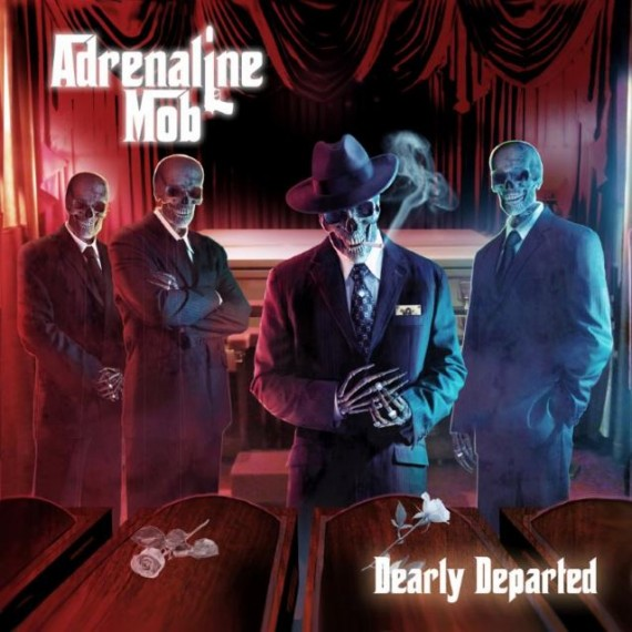 adrenaline mob - dearly departed - 2015