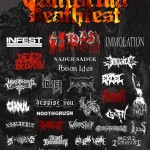 MARYLAND DEATHFEST: lanciato anche il California Deathfest!