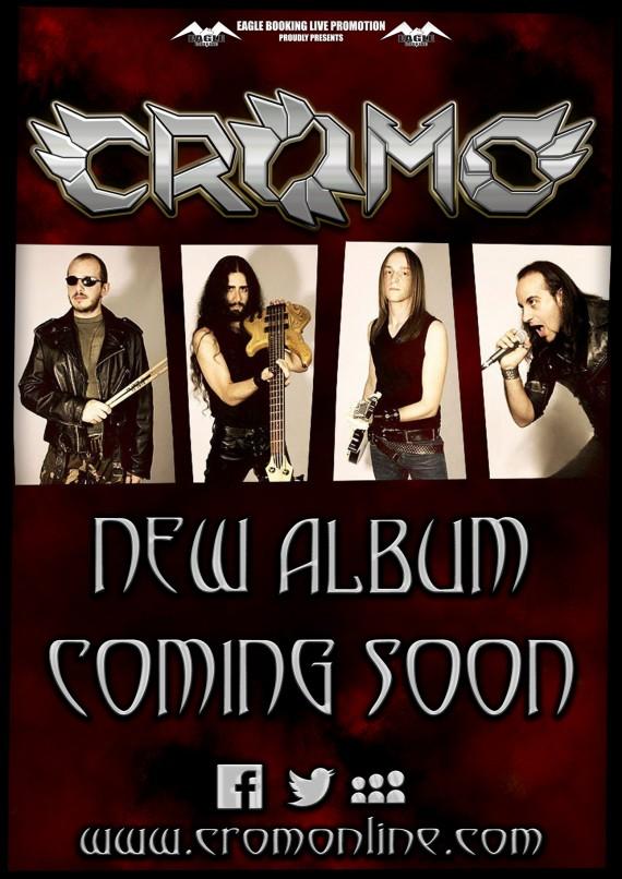 cromo - nuovo album promo - 2015