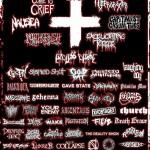 DEADFEST 2015: lineup completa del festival metal e punk indipendente californiano