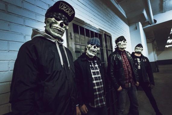 dr living dead! - band - 2014