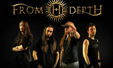 from the depth - band - 2014