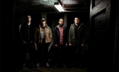 harm's way - band - 2015