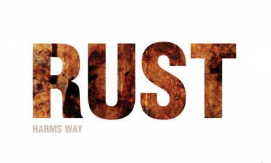 harm's way - rust - 2015