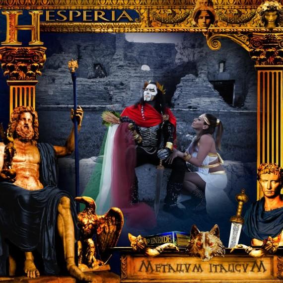 hesperia - metallum italicum - 2015