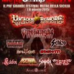 METALCAMP SICILY 2015: VICIOUS RUMORS e altre tre band annunciate